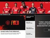 Man Utd thông báo mua xong Fred
