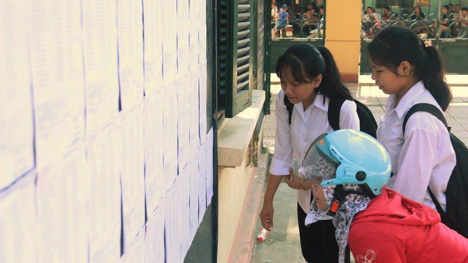 Thi lớp 10 ở Hà Nội: Có phòng thi chỉ 5 thí sinh-1