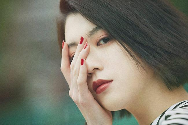 Nữ thần 22 tuổi của nước Nhật xinh hiền nhưng tiềm ẩn sự bốc lửa, bất cần-18