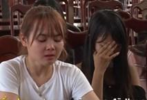 Nữ sinh viên 'phê' thuốc lắc bị bắt trong khách sạn
