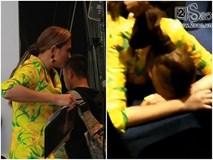 Võ Hoàng Yến nhập viện ngay trong lúc đang quay The Face Vietnam 2018 vì bị cơn đau lưng 'quật ngã'