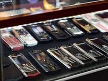 Hiếm có Việt Nam: Tay chơi sưu tập bộ điện thoại Vertu chục tỷ