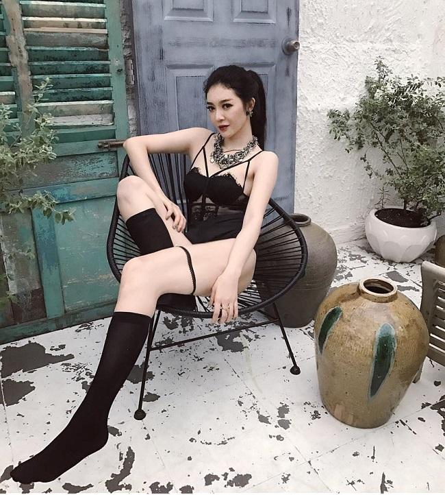 Kiều nữ An Giang eo thon, siêu vòng 3 nóng nhất sơ loại The Face-8