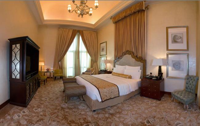 Giàu có như Dubai: Xà phòng trong khách sạn cũng phủ vàng-16