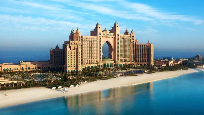Giàu có như Dubai: Xà phòng trong khách sạn cũng phủ vàng-4