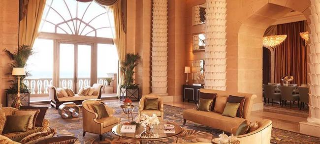 Giàu có như Dubai: Xà phòng trong khách sạn cũng phủ vàng-7