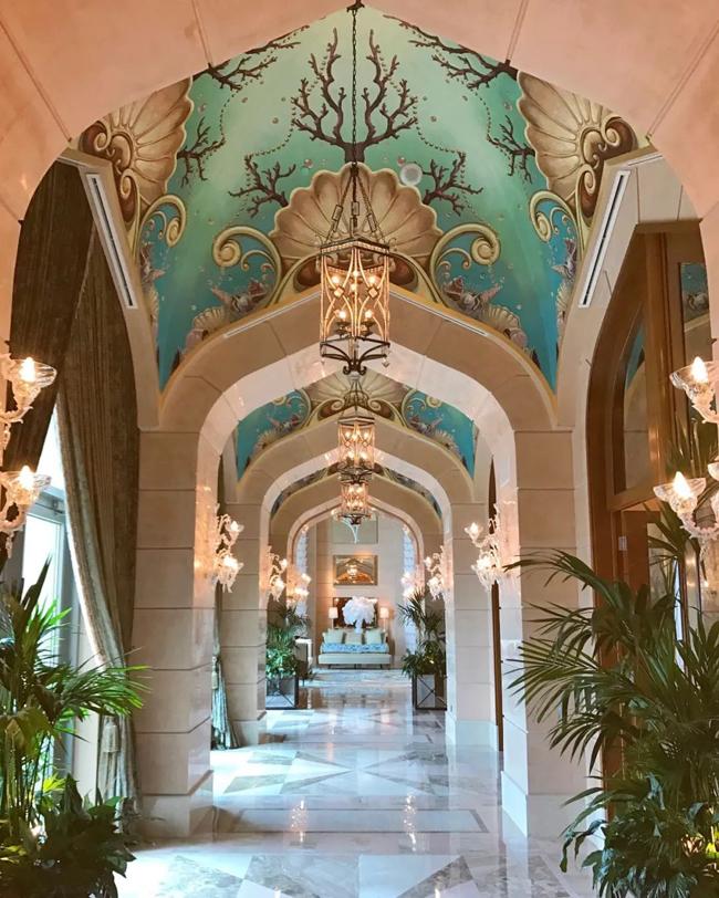 Giàu có như Dubai: Xà phòng trong khách sạn cũng phủ vàng-8
