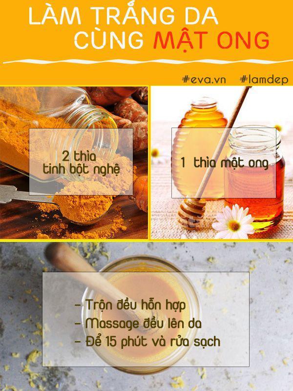 Bất ngờ với cách làm trắng da bằng mật ong cực đơn giản nhưng đem lại kết quả thần kì-5