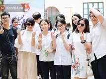 Học sinh Hà Nội lại vui vẻ rời phòng thi vì đề thi môn Toán dễ bất ngờ, không khó để được 8, 9