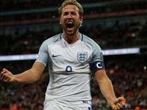 Harry Kane góp mặt trong top 10 cầu thủ nặng ký' nhất World Cup