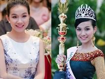 Hoa hậu Thùy Lâm: Thanh xuân sôi nổi, lấy chồng xong sống đời