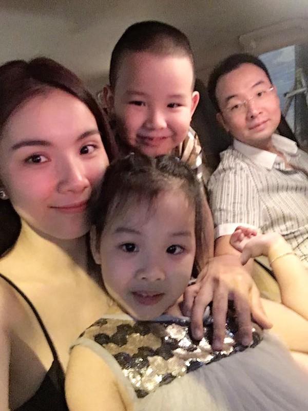 Hoa hậu Thùy Lâm: Thanh xuân sôi nổi, lấy chồng xong sống đời ẩn dật-3