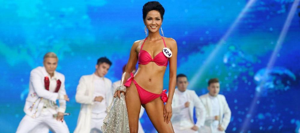 Cục Nghệ thuật biểu diễn lấy ý kiến bỏ phần thi bikini tại cuộc thi Hoa hậu-1