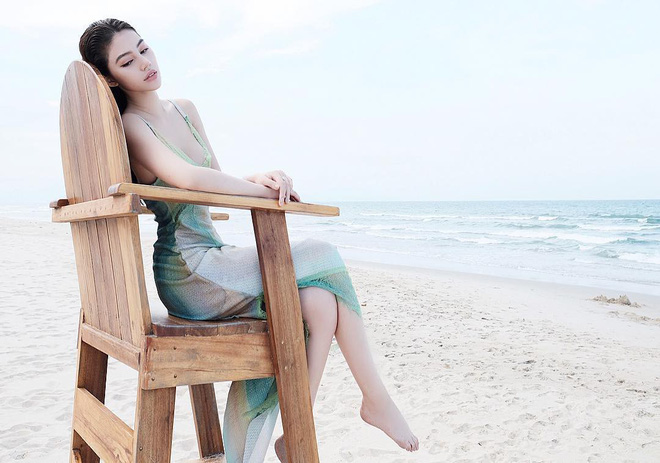 Hội con nhà giàu Việt tấp nập khoe ảnh đi nghỉ mát ngày hè-7