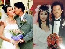 Ngắm loạt ảnh cưới những năm 80 - 90, bạn có nhận ra đây là sao Việt nào?