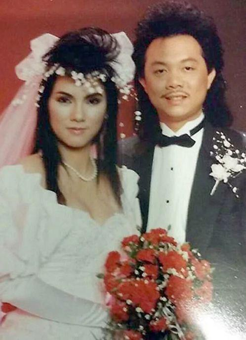 Ngắm loạt ảnh cưới những năm 80 - 90, bạn có nhận ra đây là sao Việt nào?-1
