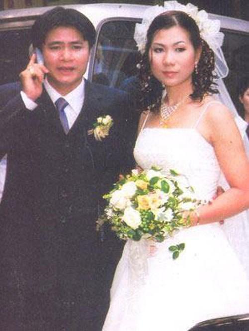 Ngắm loạt ảnh cưới những năm 80 - 90, bạn có nhận ra đây là sao Việt nào?-13