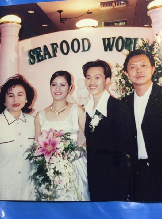 Ngắm loạt ảnh cưới những năm 80 - 90, bạn có nhận ra đây là sao Việt nào?-10