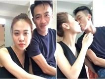 Không chỉ hôn và gọi Đàm Thu Trang là vợ, Cường Đô La còn khẳng định