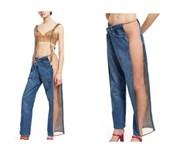 Sốc nặng với quần jeans gần 15 triệu nhưng mặc chẳng để làm gì