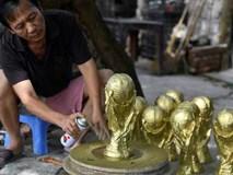 Cúp vàng World Cup đang ở Việt Nam chỉ với giá 80 ngàn!