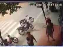 Nhóm côn đồ truy sát khiến 2 cha con phải nhập viện cấp cứu