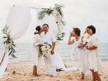 Ảnh cưới vui chất ngất của cặp đôi U50 đã