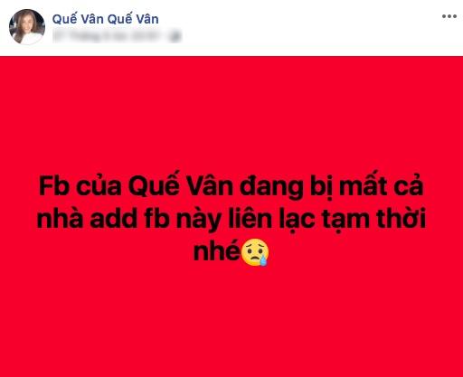 Bị kẻ xấu chiếm đoạt tài sản nhưng không phải sao Việt nào cũng tự lấy được Facebook như Võ Hoàng Yến-7