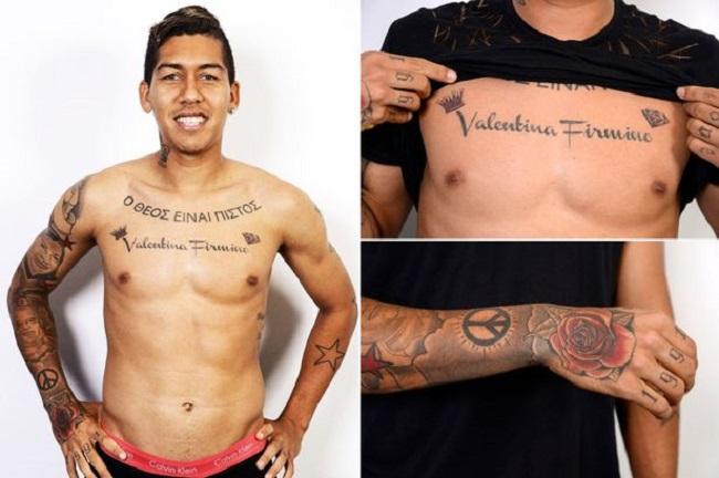 Ẩn ý hình xăm của dàn mỹ nam World Cup 2018: Rodriguez, Ramos...-15