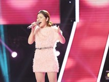 Cô gái giọng khủng hát hit của Thu Minh khiến Huấn luyện viên tranh cãi gay gắt