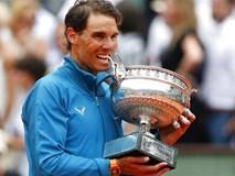 Đánh bại Thiem, Nadal lần thứ 11 vô địch Roland Garros