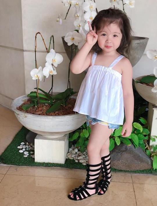 Những nhóc tỳ sành điệu nhà sao Việt-1