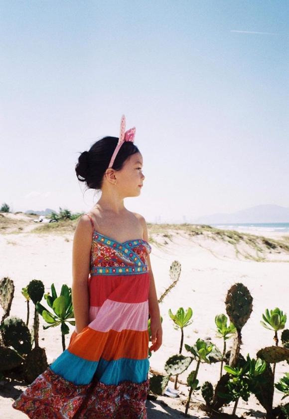 Những nhóc tỳ sành điệu nhà sao Việt-13