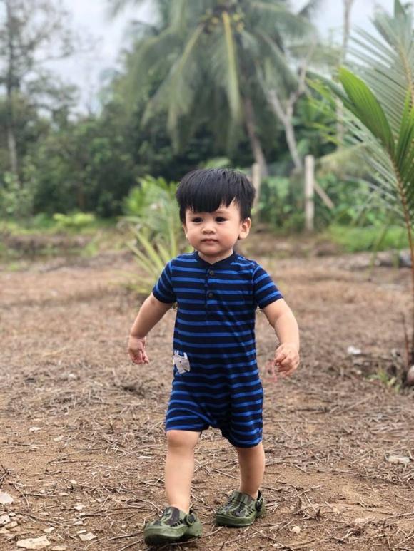 Những nhóc tỳ sành điệu nhà sao Việt-2