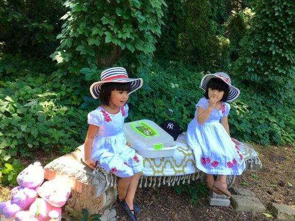 Những nhóc tỳ sành điệu nhà sao Việt-9