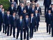 Lộ những thông tin không ngờ về dàn vệ sĩ bí ẩn của Chủ tịch Kim Jong Un