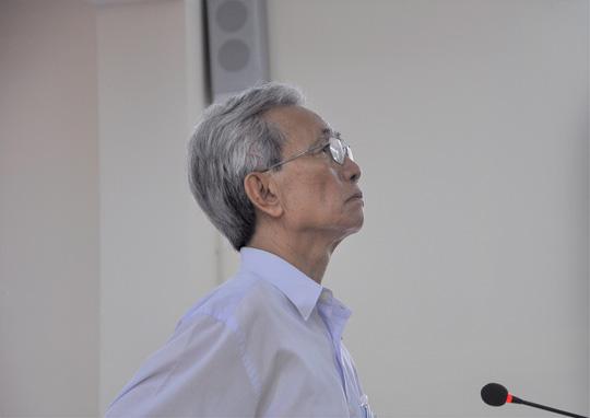 Thi hành án đối với Nguyễn Khắc Thủy-1
