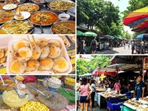 Những trải nghiệm khó quên khi thưởng thức ẩm thực ở Thái Lan