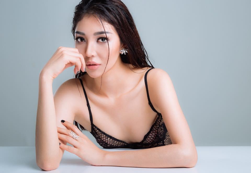 Vẻ nóng bỏng của người đẹp siêu vòng 3 thi The Face 2018-3