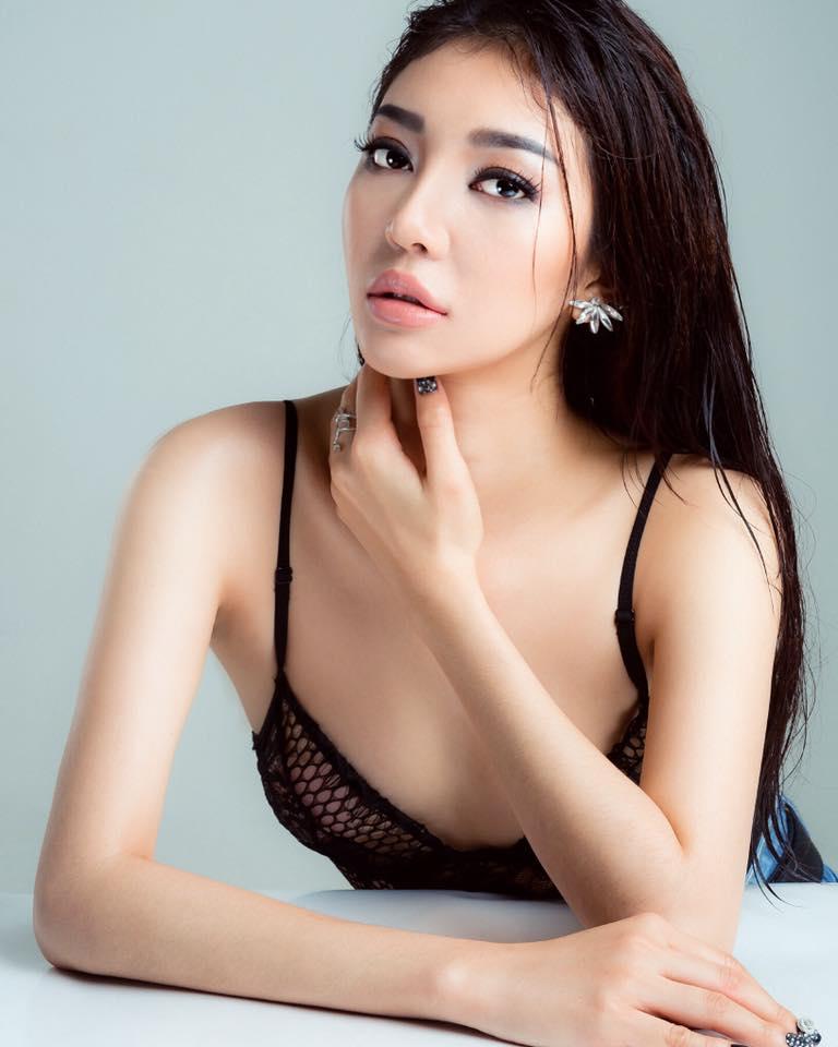 Vẻ nóng bỏng của người đẹp siêu vòng 3 thi The Face 2018-4