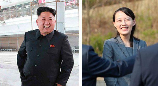 Vì sao em gái Kim Jong Un không đi cùng máy bay với anh trai?-1