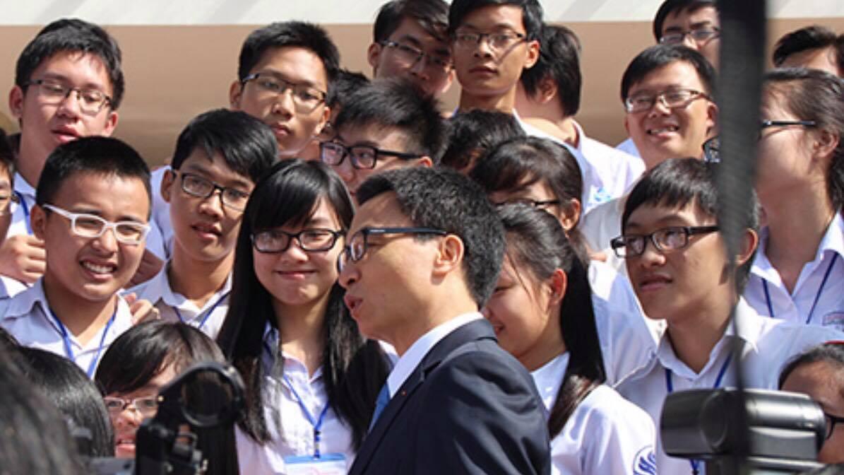 Thấy gì từ sự kiện 2 đại học Việt Nam lọt top 1.000 thế giới?-1