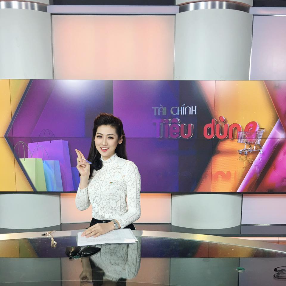Vẻ gợi cảm của các hot girl VTV từng thi hoa hậu-20