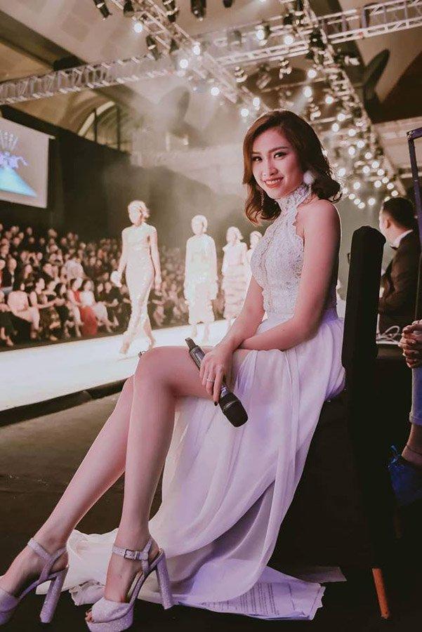 Vẻ gợi cảm của các hot girl VTV từng thi hoa hậu-2