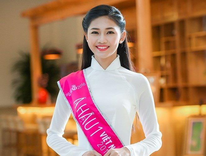 Vẻ gợi cảm của các hot girl VTV từng thi hoa hậu-28