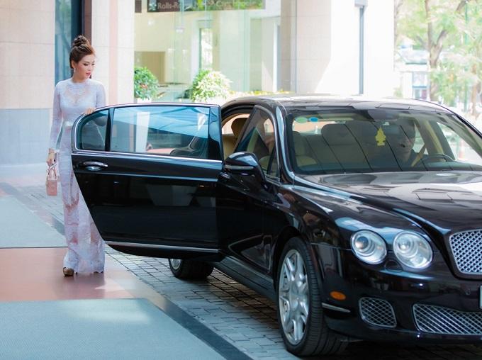Vẻ gợi cảm của các hot girl VTV từng thi hoa hậu-14