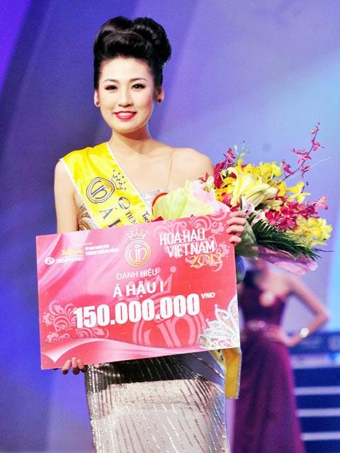 Vẻ gợi cảm của các hot girl VTV từng thi hoa hậu-19