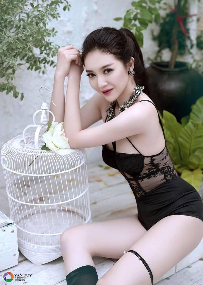 Vẻ nóng bỏng của người đẹp siêu vòng 3 thi The Face 2018-17