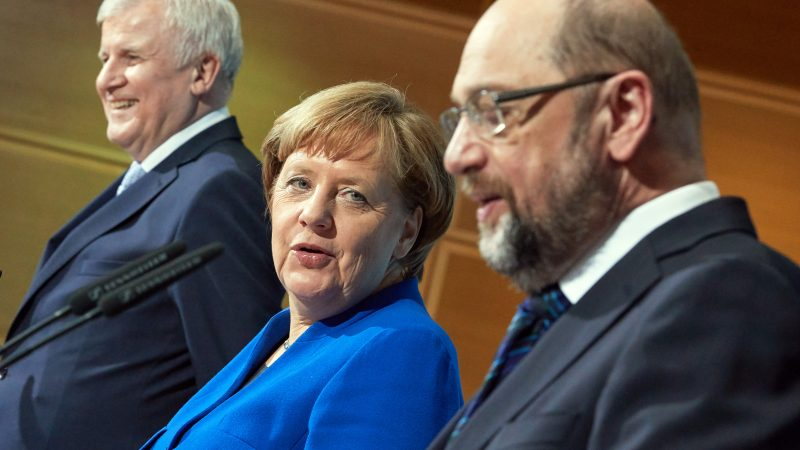 Màn hỏi xoáy đáp xoay với Thủ tướng Đức-1