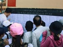 Ninh Bình công bố điểm thi vào lớp 10 năm 2018